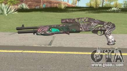 Shotgun (Xorke) for GTA San Andreas