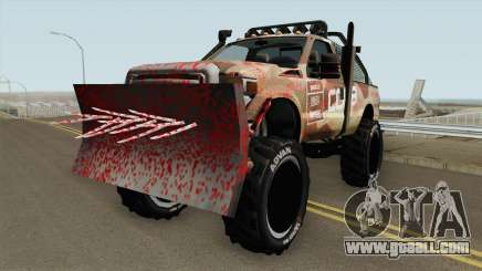 Ford Super Duty Apocaliptica BkSquadron for GTA San Andreas
