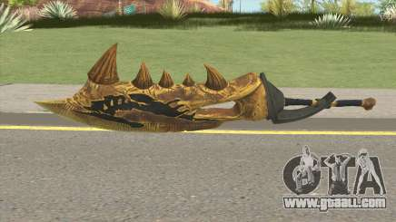 Monster Hunter Weapon V3 for GTA San Andreas