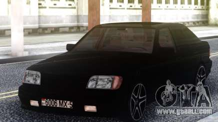 Mercedes-Benz W140 BY for GTA San Andreas