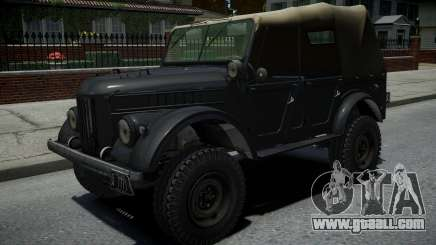 GAZ-69 Beta for GTA 4