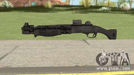 Binary Domain - HIG-S8 Shotgun for GTA San Andreas