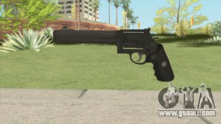Smith and Wesson Model 500 Revolver Blackhawk for GTA San Andreas