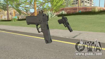 SW 659 Pistol for GTA San Andreas