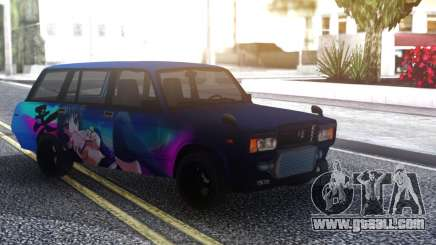 VAZ 2104 Itasha for GTA San Andreas