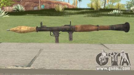 Spec Ops - The Line RPG7 for GTA San Andreas