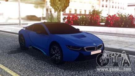 BMW i8 Supercar for GTA San Andreas