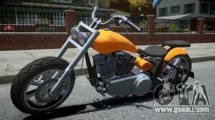 Steel Horse Beast for GTA 4