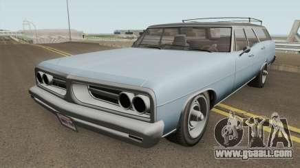 Dundrealy Regina GTA IV TLAD for GTA San Andreas