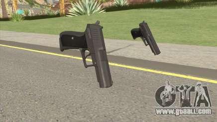 Binary Domain - Pistol P226 for GTA San Andreas