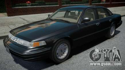 Ford Crown Victoria 1995 for GTA 4