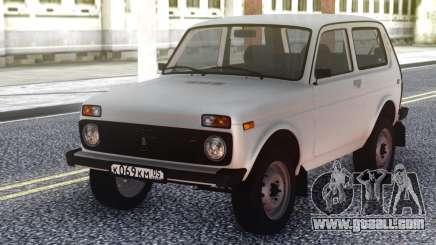 Lada 2121 for GTA San Andreas