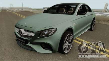 Mercedes-Benz E63S W213 for GTA San Andreas