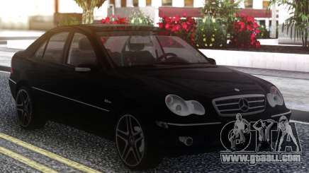 Mercedes-Benz C55 W203 AMG for GTA San Andreas