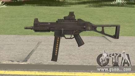 Battle Carnival UMP-45 for GTA San Andreas