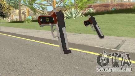 Samurai Edge Wesker Model for GTA San Andreas
