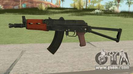 GDCW AKS74U Carbine for GTA San Andreas