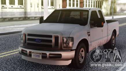 Ford F-150 SA Style for GTA San Andreas