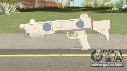 Constanze Shotgun Little Witch Academia for GTA San Andreas