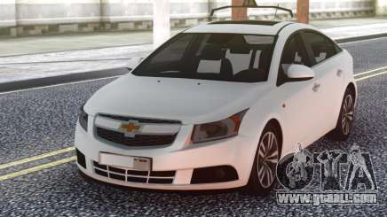 Chevrolet Cruze Driving School for GTA San Andreas