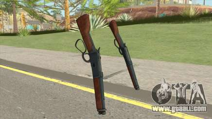 Sawnoff Winchester Model 1892 (Mares Leg) for GTA San Andreas