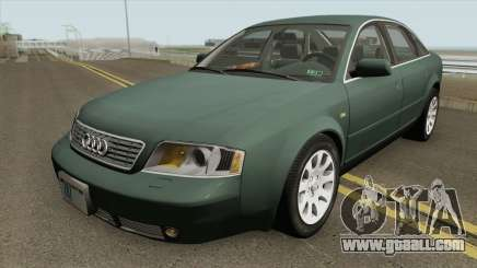 Audi A6 C5 Prefacelift 2.7 Biturbo 00 (US-Spec) for GTA San Andreas