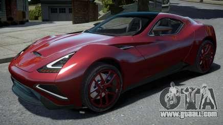 Icona Vulcano Titanium 2016 for GTA 4