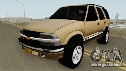 Chevrolet Blazer 99 for GTA San Andreas