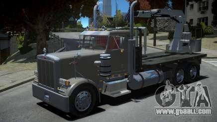 Peterbilt 379 Daycab for GTA 4