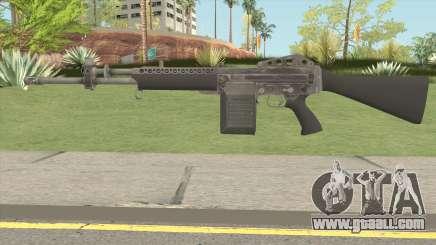 Stoner 63A for GTA San Andreas