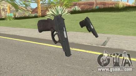 SR1M Pistol Default for GTA San Andreas