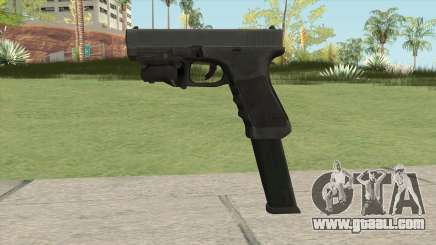 Glock 17 Laser Extendo for GTA San Andreas