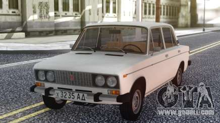 VAZ 2106 White Classics for GTA San Andreas