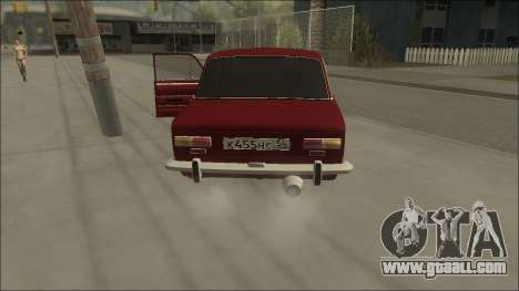 VAZ 2101 Turbo for GTA San Andreas