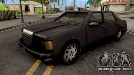 Washington GTA VC for GTA San Andreas