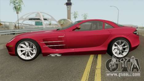 Mercedes-Benz SLR Mclaren 2005 for GTA San Andreas