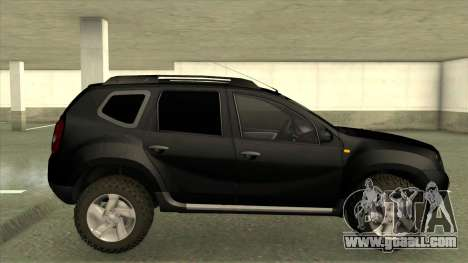 Renault Duster Soft Offroad for GTA San Andreas