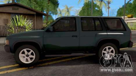 Annis Trailwilder 1992 for GTA San Andreas