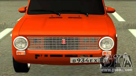 VAZ 2101 Tuning for GTA San Andreas