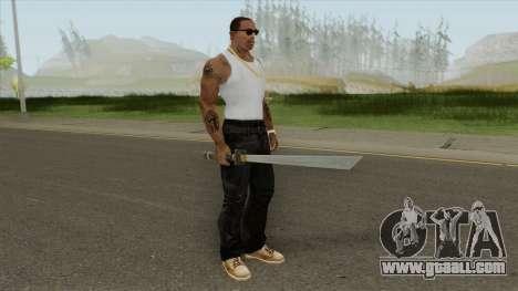 Katana (Fortnite) for GTA San Andreas