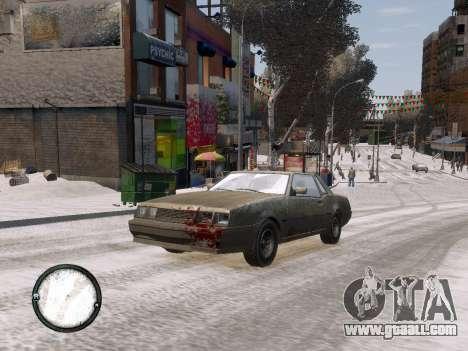 Winter Liberty V2 for GTA 4