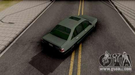 Chevrolet Omega SA Style v2 for GTA San Andreas