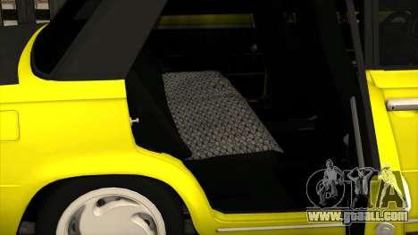 VAZ 2101 Light Tuning for GTA San Andreas