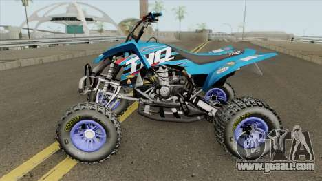 KTM 450 SX for GTA San Andreas
