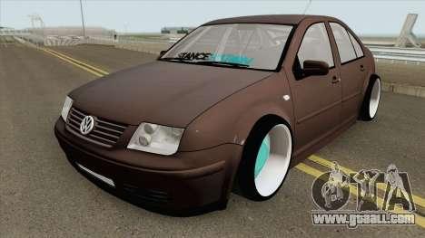 Volkswagen Bora Stance for GTA San Andreas
