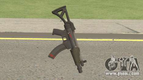 MP5 (Fortnite) for GTA San Andreas