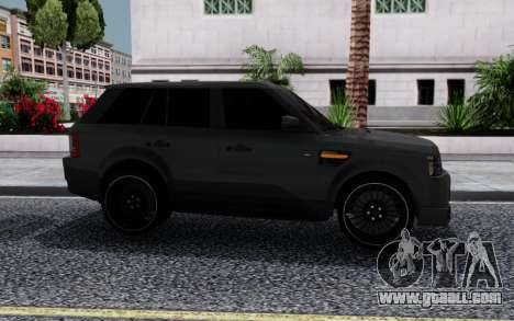 Land Rover Range Rover Sport 2012 Reload for GTA San Andreas