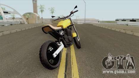 Paragon (Honda Twister 250) for GTA San Andreas