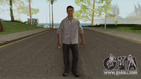 Raul Menendez for GTA San Andreas