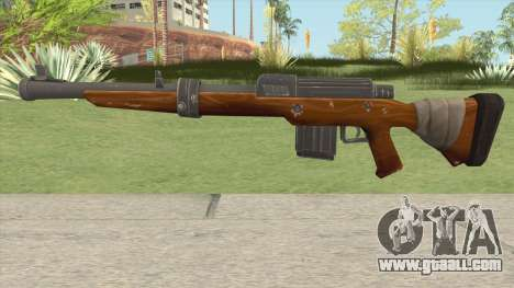 Hunting Rifle (Fortnite) for GTA San Andreas